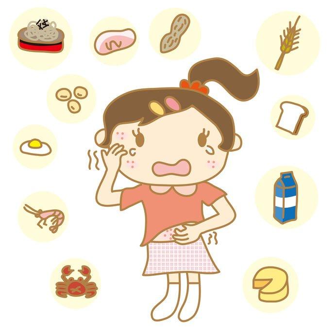 寶寶最早接觸的過敏原是食物