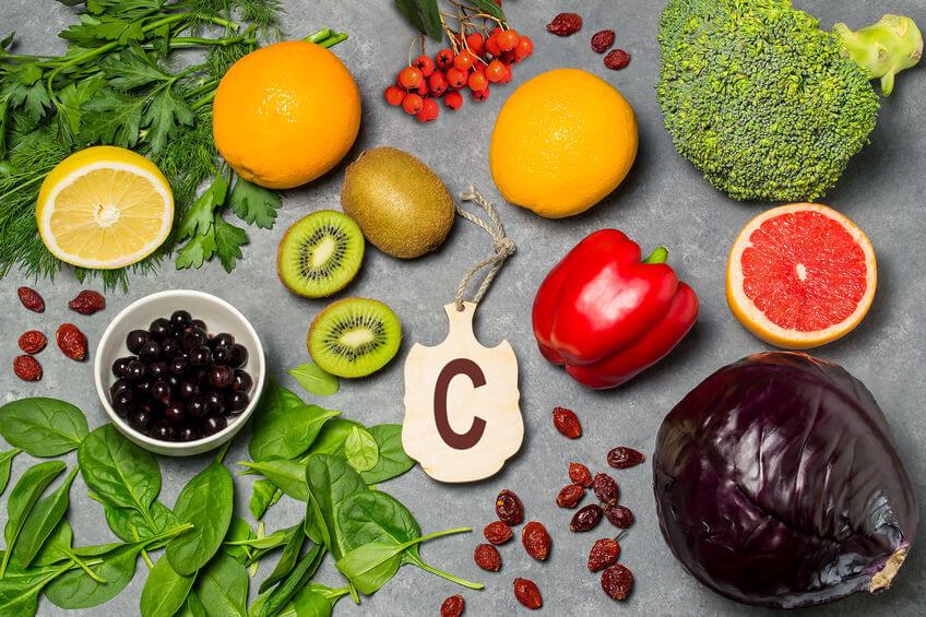 多吃含有維生素C的蔬果可預防肝斑