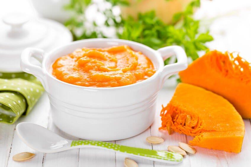 寶寶副食品|攝取天然的抗氧化物-胡蘿蔔素