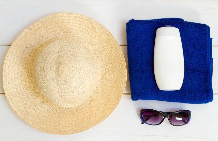 挑選防曬衣物的原則