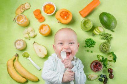 寶寶副食品怎麼吃才能避免過敏?副食品添加時機及原則大公開